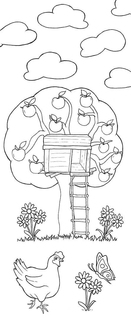 Ink hand drawn illustrations for tnuva. kid illustrations, childish illustration, ink, hand drawn, pen and ink.